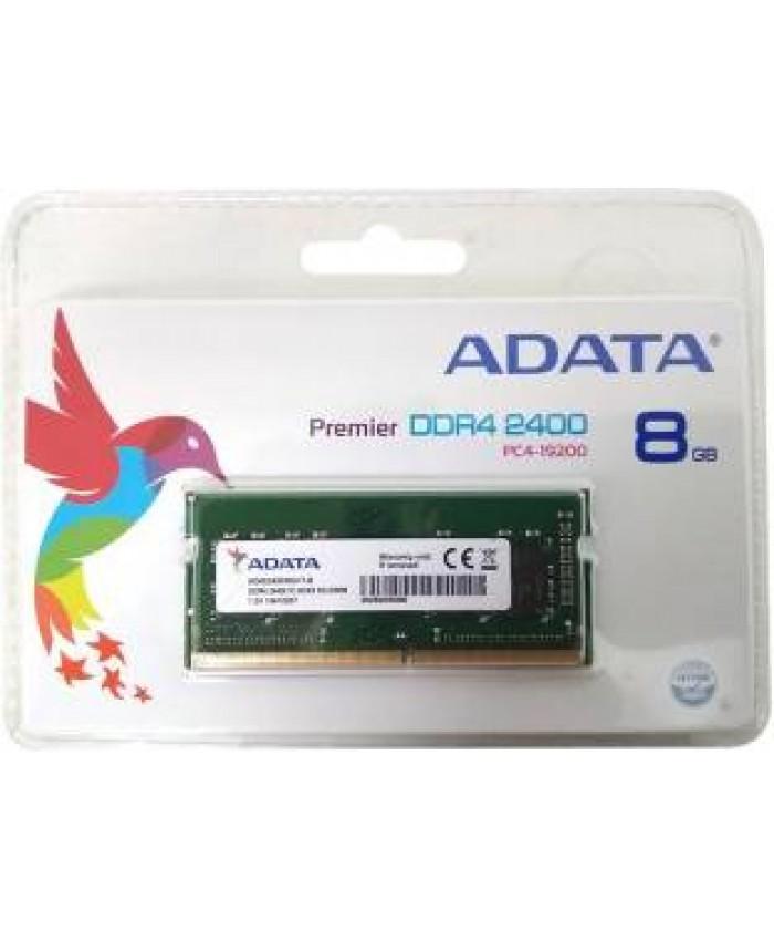 ADATA RAM 8GB DDR4 LAPTOP 2400 MHz