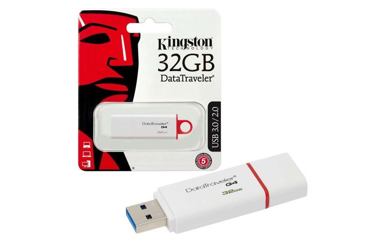 KINGSTON PENDRIVE 32GB 3.0 G4