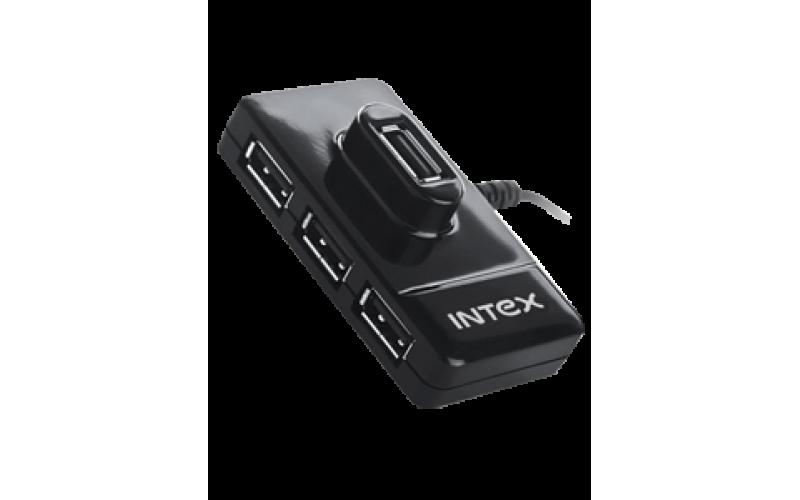 INTEX 4 PORT USB HUB 2.0 (UH-40)