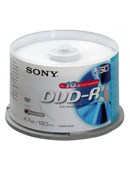 SONY DVD-R PRINT PACK OF 50