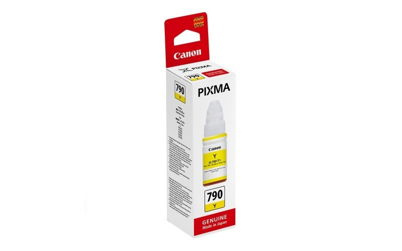 CANON INKJET INK (YELLOW) 790