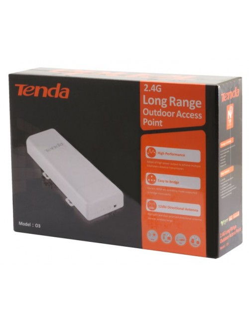 TENDA OUTDOOR ACCESS POINT TO POINT O3