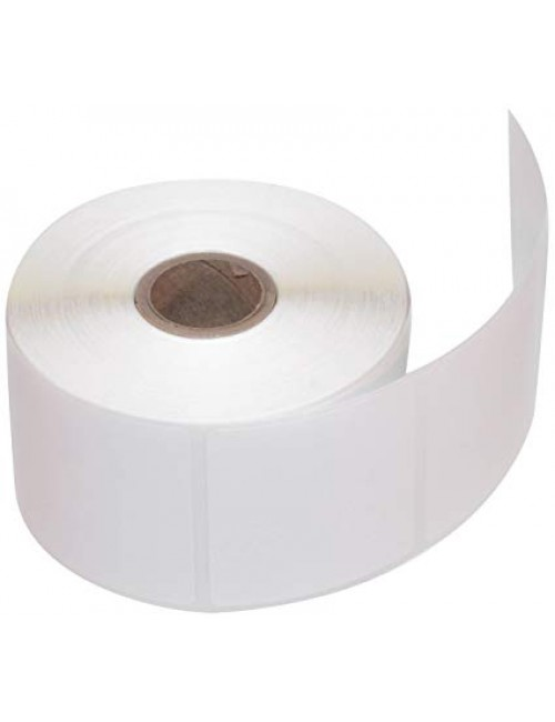 THERMAL BARCODE STICKER ROLL 50MM X 50MM