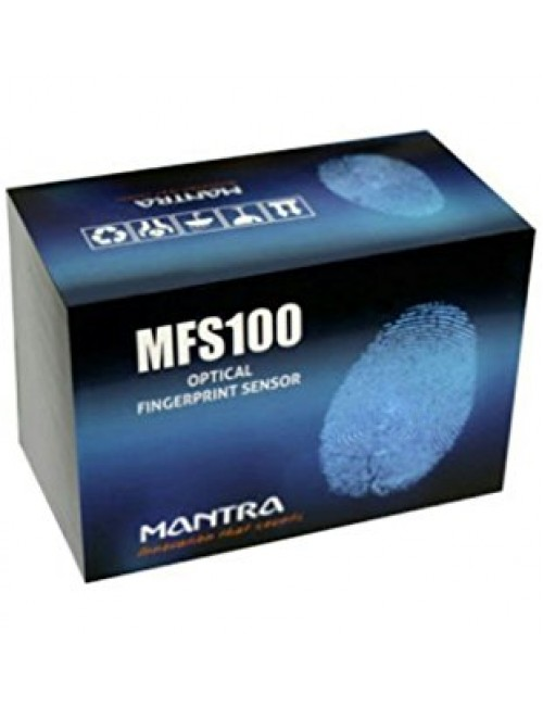 MANTRA FINGER PRINT SCANNER MFS100