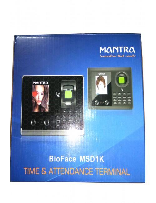 MANTRA BIOMETRIC FACE (BIOFACE MSD1K)