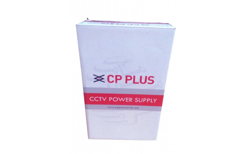 POWER SUPPLY CP PLUS 8 CHANNEL (CP-DPS-MD100-12D)