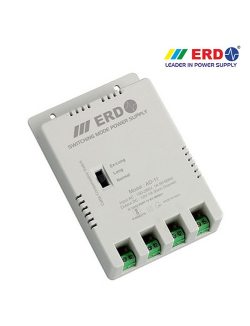 POWER SUPPLY ERD 4 CHANNEL (AD-11)