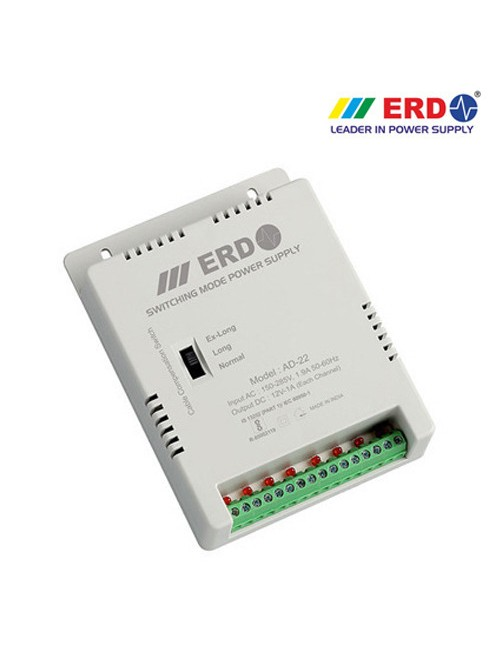 POWER SUPPLY ERD 8 CHANNEL (AD-22)