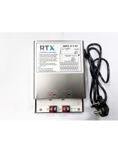 POWER SUPPLY RTX 16 CHANNEL (SLIM)
