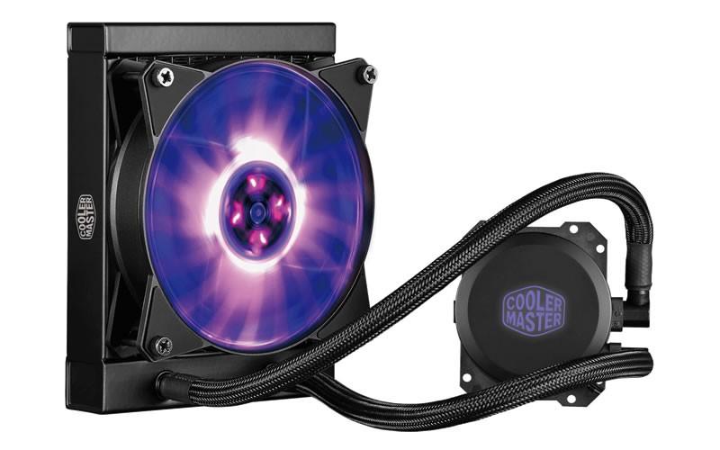 COOLER MASTER LIQUID CPU FAN (MASTER LIQUID ML120L RGB)