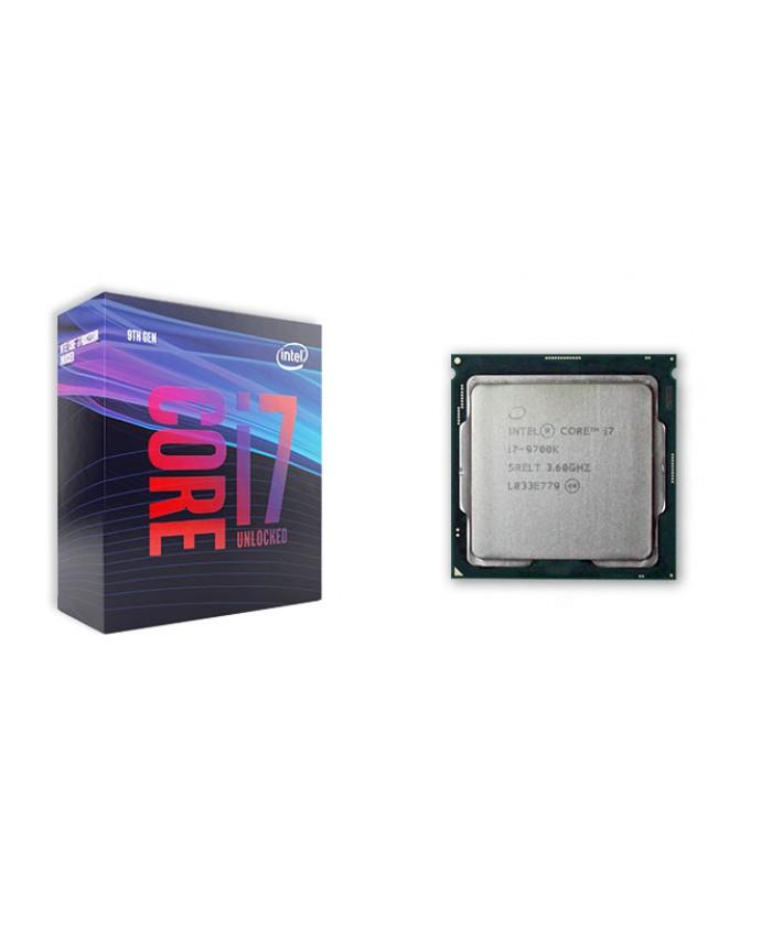 INTEL 9TH GEN i7-9700K