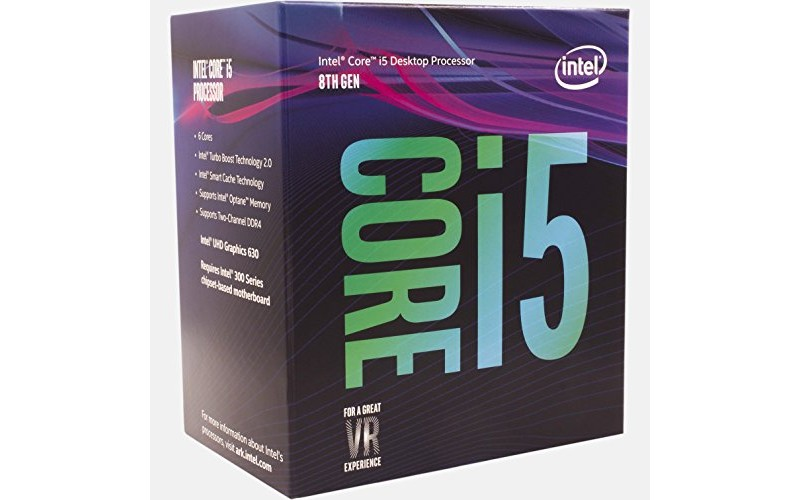 INTEL 8TH GEN i5-8400