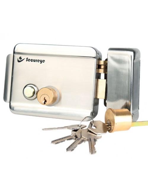 SECUREYE ELECTRIC DOOR LOCK S-100EL