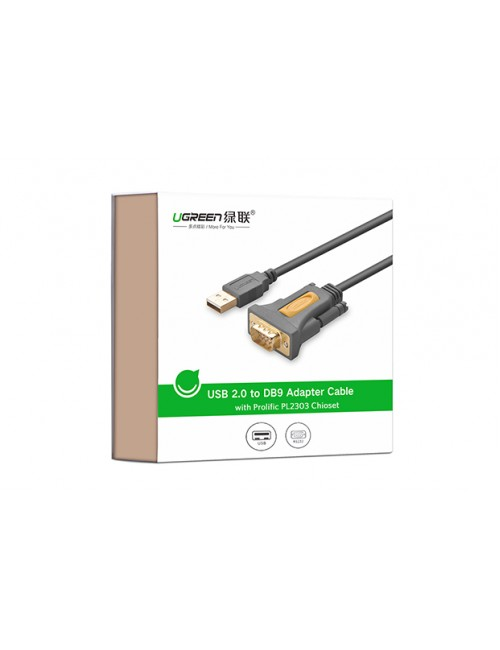 UGREEN USB TO SERIAL ADAPTER (20222)