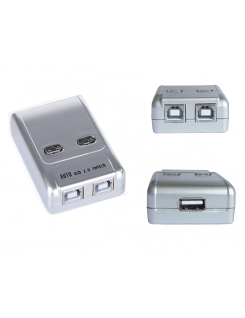 USB PRINTER SWITCHER 2 PORT HEAVY