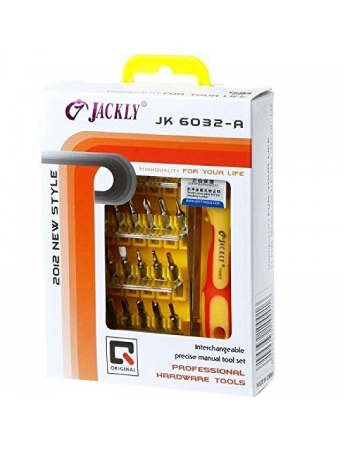 JACKLY SCREWDRIVE SET JK-6032-A