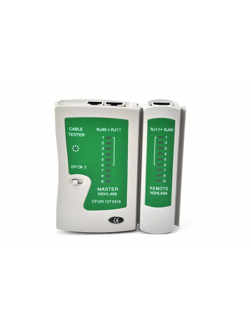 LAN NETWORK CABLE TESTER