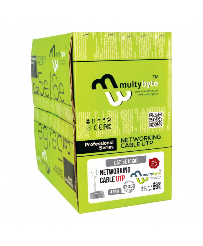 MULTYBYTE LAN CABLE CAT 6 305M