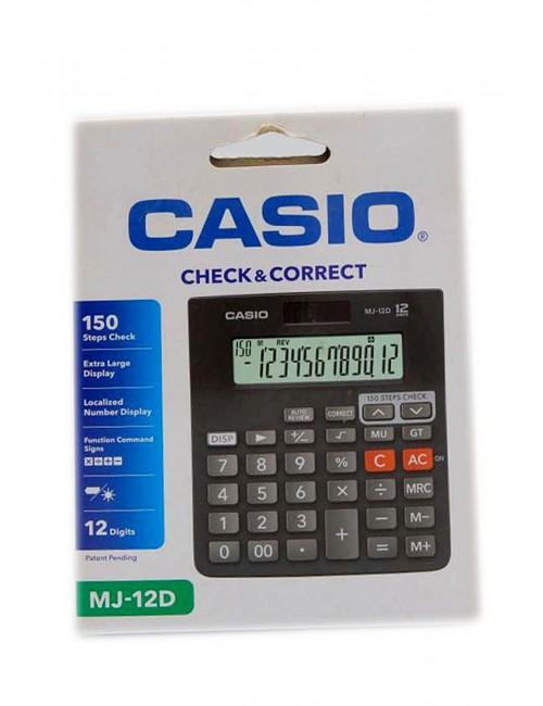 CASIO CALCULATOR MJ 12D