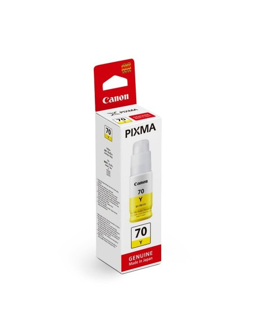 CANON INKJET INK (YELLOW) 70