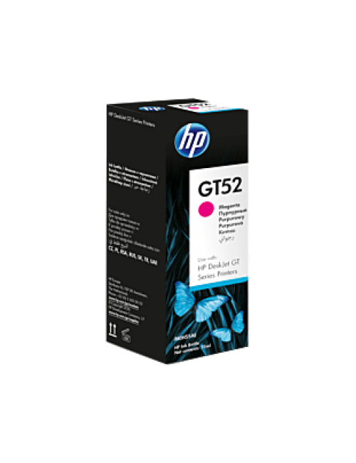HP INK BOTTLE GT52 MAGENTA (ORIGINAL)