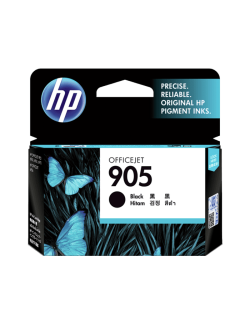 HP INK CARTRIDGE 905 BLACK (ORIGINAL)