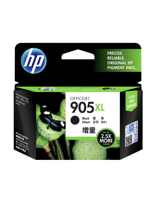 HP INK CARTRIDGE 905XL BLACK (ORIGINAL)