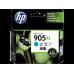 HP INK CARTRIDGE 905XL CYAN (ORIGINAL)