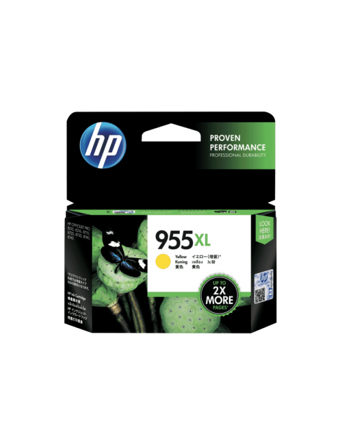 HP INK CARTRIDGE 955XL YELLOW (ORIGINAL)