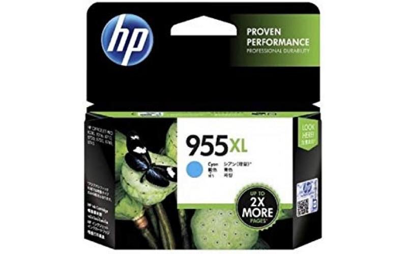 HP INK CARTRIDGE 955XL CYAN (ORIGINAL)
