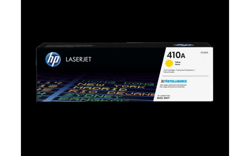 HP TONER CARTRIDGE LASER JET 410A YELLOW (ORIGINAL)