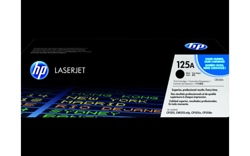 HP TONER CARTRIDGE LASER JET 125A BLACK (ORIGINAL)