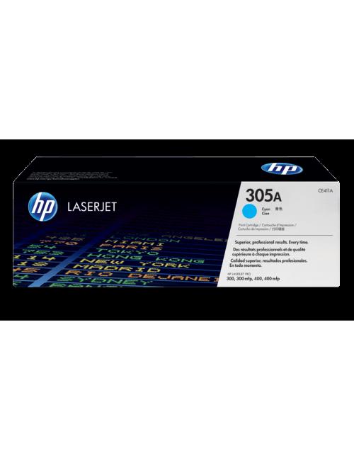 HP TONER CARTRIDGE LASER JET 305A CYAN (ORIGINAL)