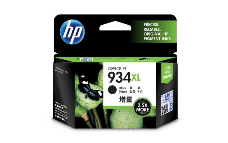 HP INK CARTRIDGE 934XL BLACK (ORIGINAL)