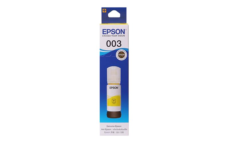 EPSON INKJET INK (YELLOW) 003