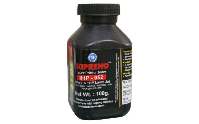 ITDL LASER TONER POWDER 12A HP (IHP-052) 100gm M1005 / 2900B / 3010 / 1020