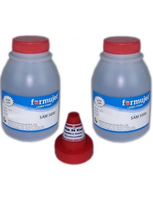 FORMUJET LASER TONER POWDER (SAM 5000) 80gm