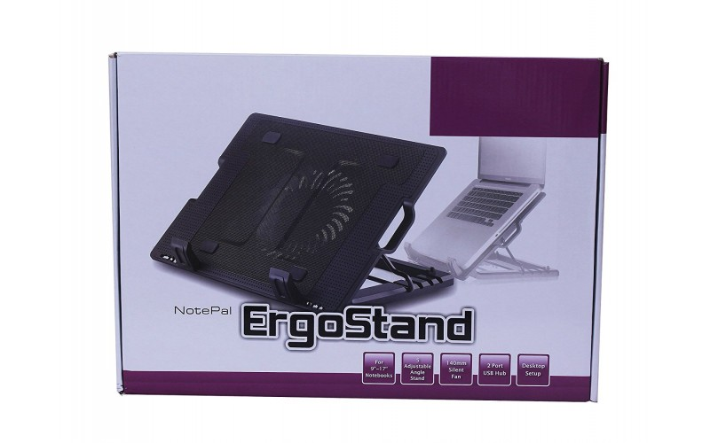 NOTEBOOK COOLING PAD ERGO STAND (NB339)