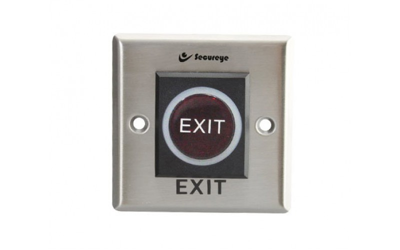 SECUREYE NO TOUCH EXIT SWITCH S-EB30
