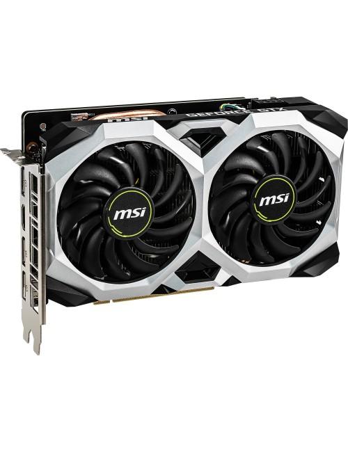 MSI GTX 1660TI  6GB GDDR6 OC EDITION (VENTUS XS)