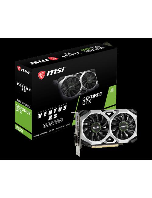 MSI GTX 1650 4GB GDDR5 OC EDITION (VENTUS XS)