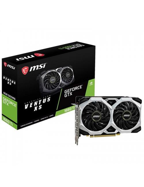 MSI GTX 1660  6GB GDDR6 SUPER VENTUS XS OC