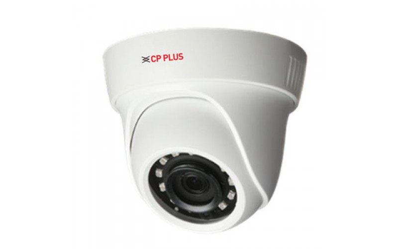 CP PLUS DOME 2.4 MP (CP-USC-DA24L2-0360) 3.6 MM