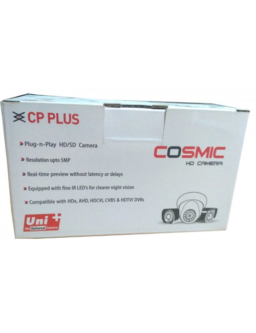 CPPLUS BULLET 5MP (CPUSCTC51PL20360) 3.6MM