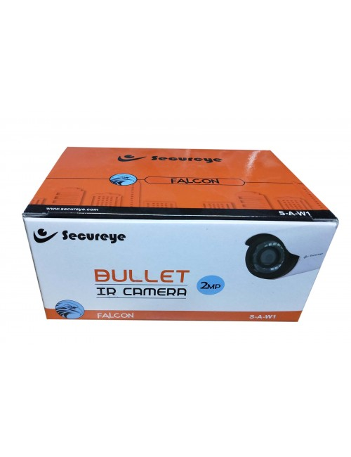 SECUREYE BULLET 2 MP FALCON 3.6mm