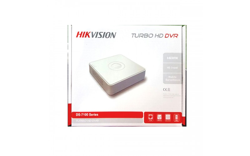 HIKVISION 4 CH MINI (7A04HGHI F1/N) (ECO)