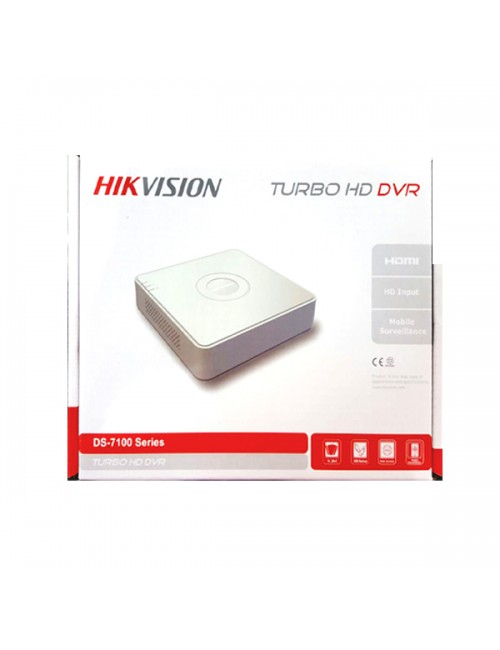 HIKVISION 8 CH MINI (7A08HGHI F1/N) (ECO)