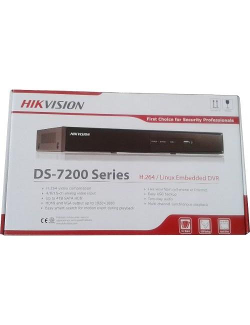 HIKVISION 08 CH METAL 5 MP (7B08HUHI K1)