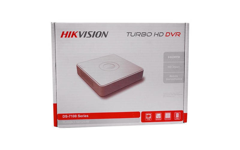HIKVISION 16CH MINI (7A16HGHIF1/N) (ECO)