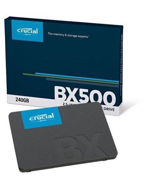 CRUCIAL SSD 240GB (BX500)